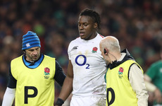 Itoje ruled out of England's next two Six Nations games with knee injury