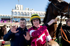 How d'you like them Apple's? Gordon Elliott right to eye Champion Hurdle after Dublin victory