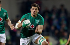 Roux set to step up for Ireland in 'must-win' clash with Scotland