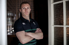 'It was 100% my fault' - Earls keen to bounce back from England error