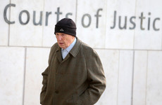 Retired surgeon accused of groping a number of boys tells jury he has 'some senile dementia'