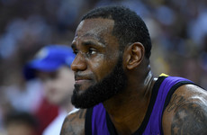 LeBron James suffers heaviest loss of career against rampant Pacers