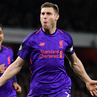 Concerned? No - Liverpool are happy and enjoying life at the top, says Milner