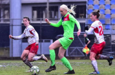 Steph Roche's effort gets stuck in the mud as wait for first Serie A goal continues