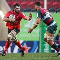 Springbok back row Coetzee commits his future to Ulster with new three-year deal