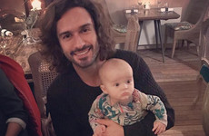 So, Joe Wicks 'The Body Coach' is obsessed with this female-founded Irish baby brand, and for good reason