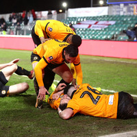 'This tops the lot': Another dream night for Amond's Newport with fairytale ending for keeper