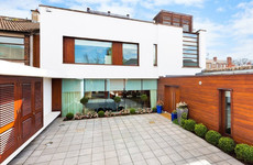 Three floors of luxury and your own rooftop garden for €2m in Dublin 4