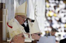 Pope admits that priests and bishops sexually abused nuns