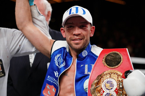 Laois man Doheny defended his title at Madison Square Garden last month.