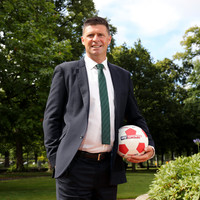 Sports minister Griffin says Niall Quinn's proposal for Irish football is a 'matter for the FAI'