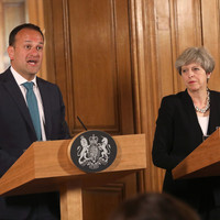 Theresa May to meet Leo Varadkar in Dublin on Friday