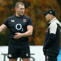Injured Hartley joins up with England squad but return date remains uncertain