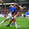 Rangers star earns third red of the season against Aberdeen, Celtic maintain lead