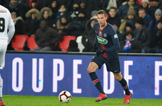 Third tier Villefranche make PSG wait 102 minutes for French Cup breakthrough