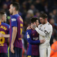 Messi unable to conjure Barca winner as Madrid hold on for draw