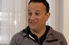 Leo Varadkar didn't seem pleased with his 'metabolic age' on Operation Transformation