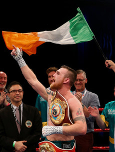 Hogan's world-title showdown with Mexico's Munguia could lead to tantalising all-Irish clash