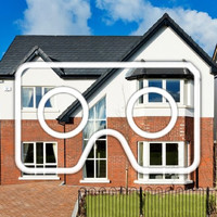 Step inside a brand new Kildare four-bed that's awash with natural light