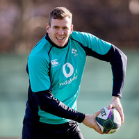 Henshaw a late injury withdrawal as Schmidt names Ireland team for Scotland