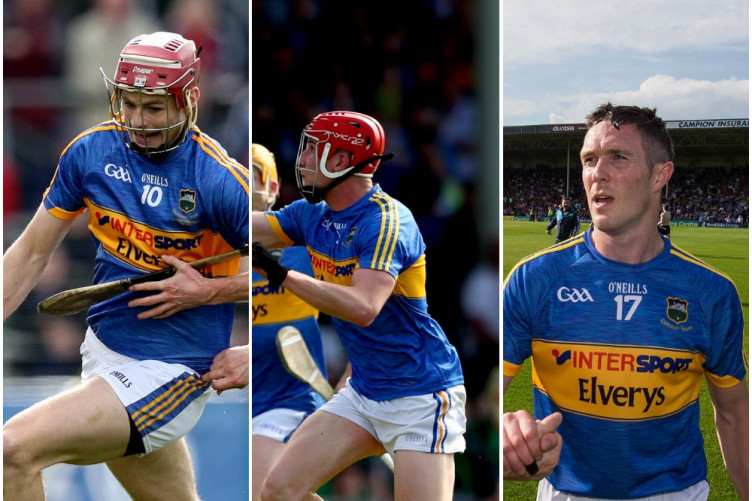 Curran, McCarthy and Cahill unlikely to feature for Tipperary in 2019.