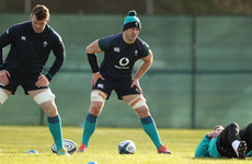 Tough call on JVDF but O'Brien gets an opportunity 'to work his way back in'