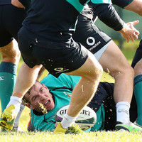 'He maybe could have played': Henshaw not risked due to Farrell form