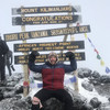 'Summit night was hell on earth' - Ferris scales Kilimanjaro in aid of injured players