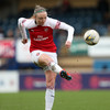 Quinn hits landmark as Irish duo help Arsenal past United into League Cup final