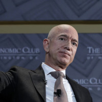 Amazon's Jeff Bezos publishes threats from National Enquirer about sexts to his mistress