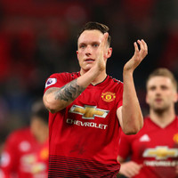 Phil Jones signs new Manchester United contract