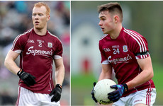 More injury woes for Galway as duo to miss league through injury