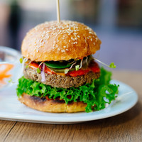 6 of the best... tasty veggie burgers for a satisfying meat-free feast