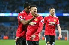 Lingard says Rashford rivalry driving Man United's rejuvenation