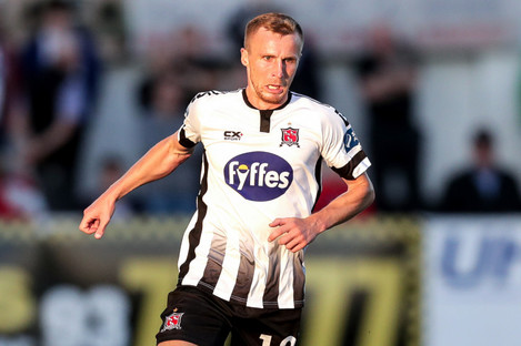 Karolis Chvedukas has left Dundalk for Waterford.