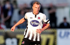 Lithuania international swaps Dundalk for Waterford