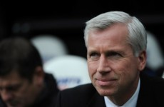 No arguments here: Newcastle's Alan Pardew is named Manager of the Year