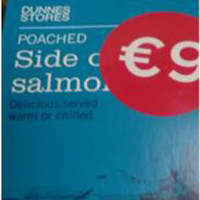 Dunnes Stores recalls batch of salmon due to incorrect use-by date