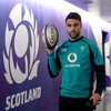 Schmidt's Ireland ready to weather the Scottish storm at Murrayfield