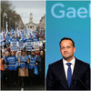 'Think of us as you tuck into your turkey': Letters reveal nurses' fury at Varadkar over annual leave comments