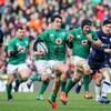How did you rate Ireland in their victory at Murrayfield?