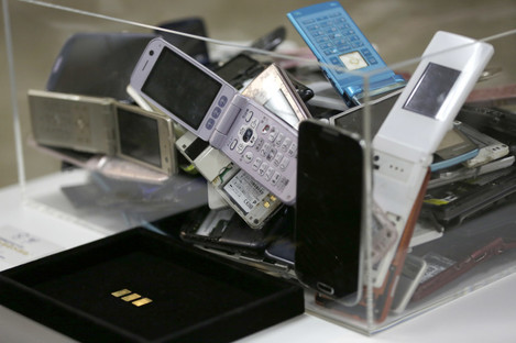 Tokyo 2020 organisers expect to collect enough old electronic devices next month required to manufacture all Olympic and Paralympic medals.