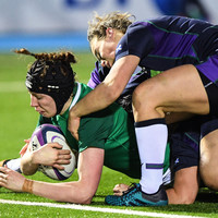 Ireland women bounce back with emphatic four-try win over Scotland