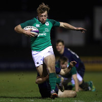 Ireland U20s impress in Scotland to make it two from two in the Six Nations