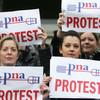 Psychiatric Nurses Association escalates action and announces three more strike days