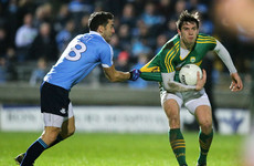Moran named at full-forward as Keane shows his hand for Dublin clash