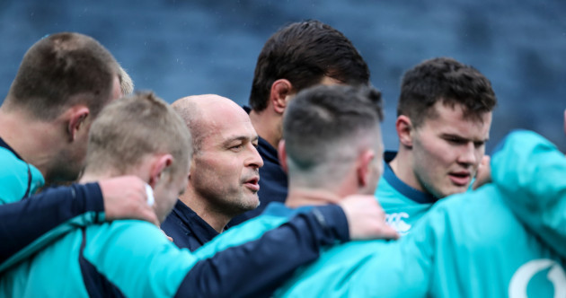Schmidt's Ireland bid to get Six Nations campaign up and running in Edinburgh
