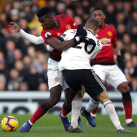 As it happened: Fulham vs Man United, Premier League