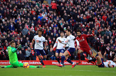 As it happened: Liverpool v Bournemouth, Premier League