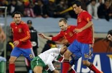 Rethink: Can Ireland play like Spain?